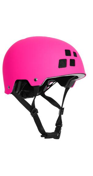 Cube Dirt Helm pink